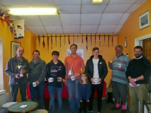 All the winners from the weekend plus our sponsor